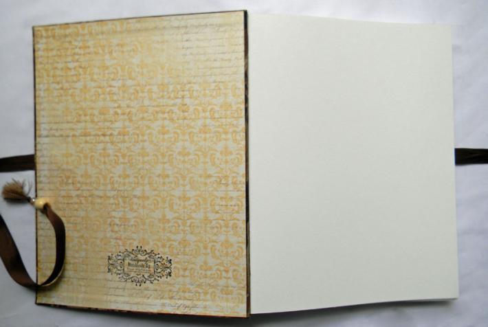 Large Handbound Book Pride