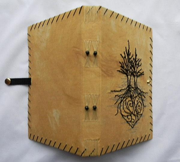 Handbound Journal Deeply Entwined II