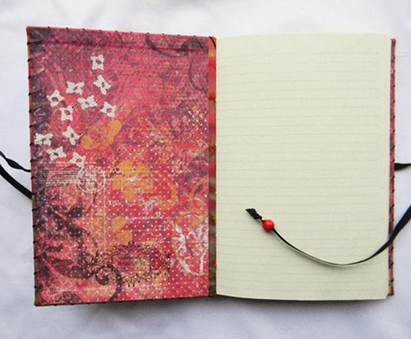 Handbound Journal Deeply Entwined III
