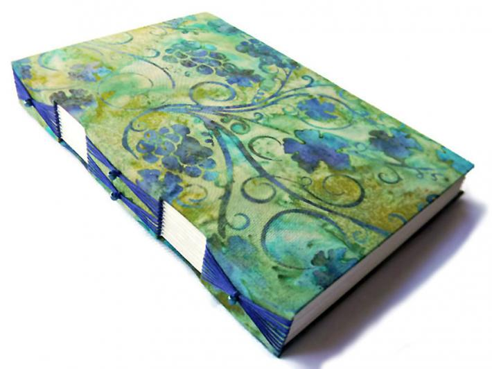 Hand Bound Journal Tuscan Essence