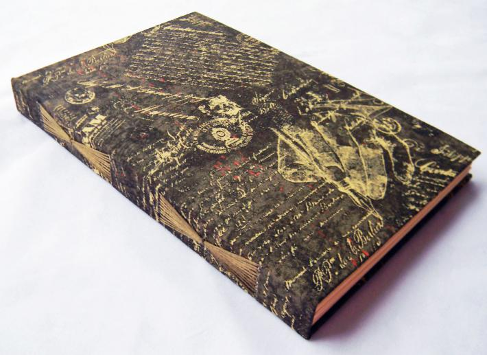 Hand Bound Journal Breathings of Your Heart