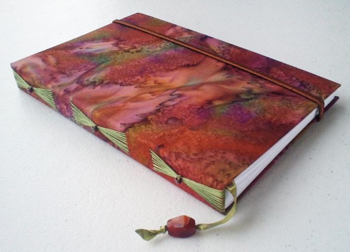 Handbound Journal Desert Carnival