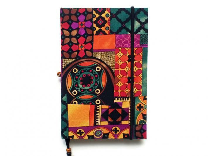 Handbound Journal Perfectly Pieced