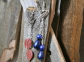Interchangeable Toggle Dangle Earrings