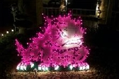 Lighted TCU Horned Frog