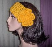 PATTERN Hope Crochet Headband Pattern Womens Flower Hat Band Pattern