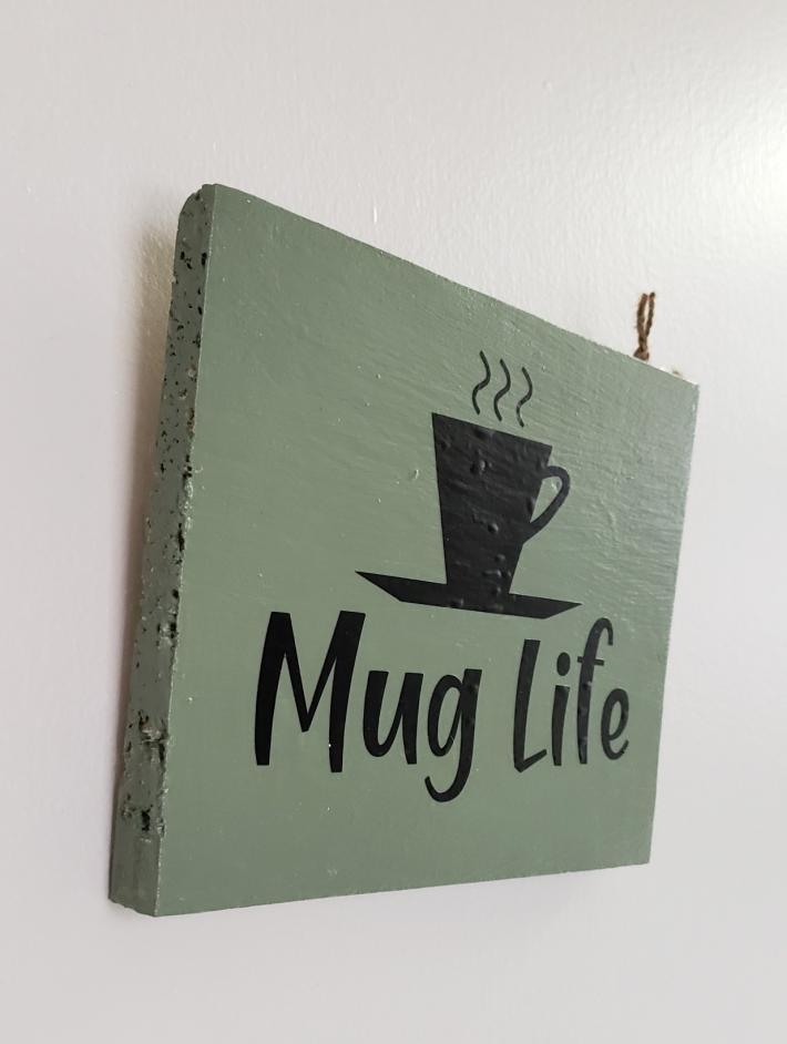Mug Life Green