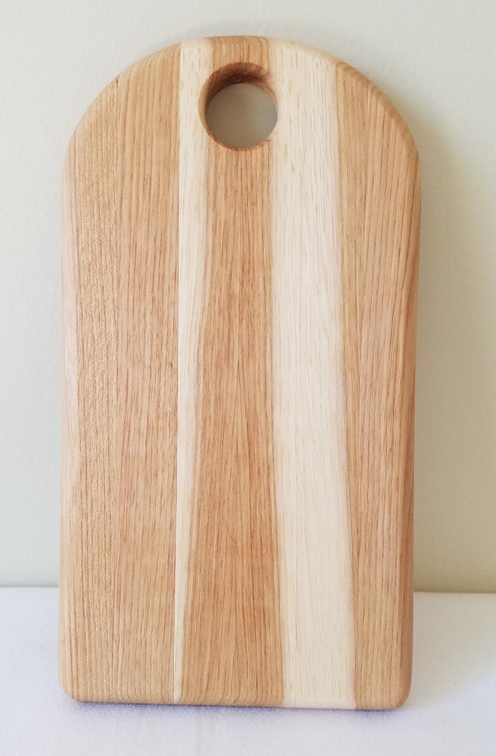 Hickory Serving Board