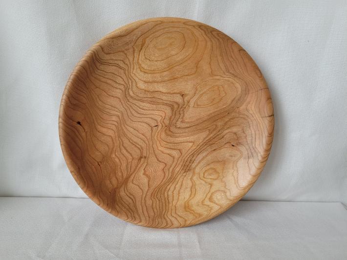 Natural Maple Art Piece Platter