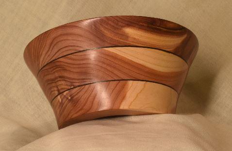 Cedar bowl
