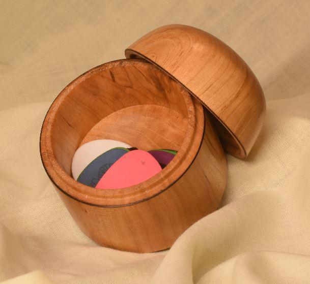 Cherry Wood Box