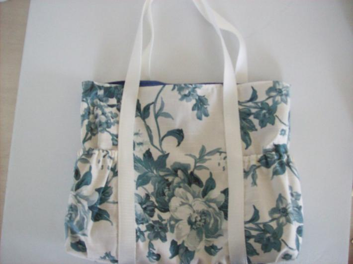 Shopping tote and purse
