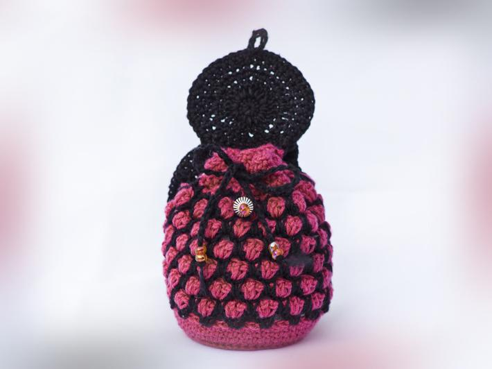Mini Backpack Coin Purse