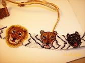 Lions Hat Band