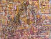 Original Abstract Painting -