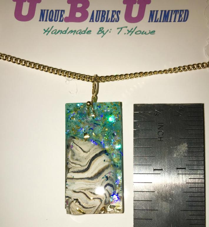 Unique Baubles Unlimited Necklace