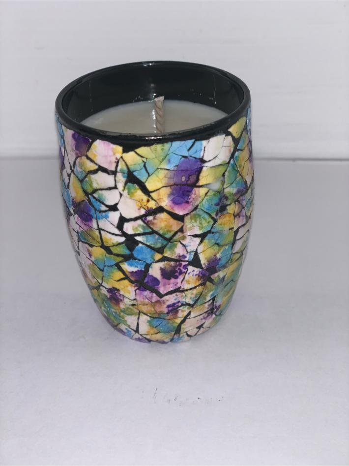 Lavender  Eve Aura Candle 4oz