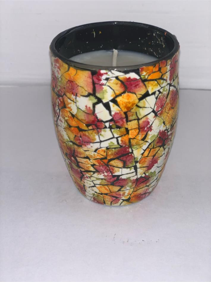 Apple Cinnamon Eve Aura Candle 4oz