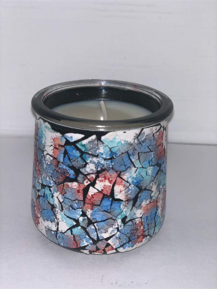 Frankincense and Myrrh Eve Aura Candle  5oz