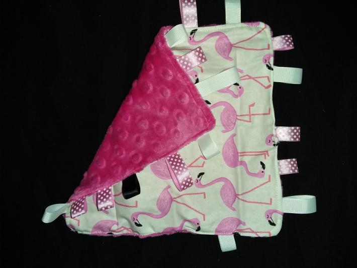 Flamingo Tag Toy
