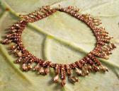 Crystal Topaz Necklace