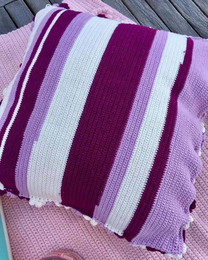 Decorative Cotton Pillow Cover