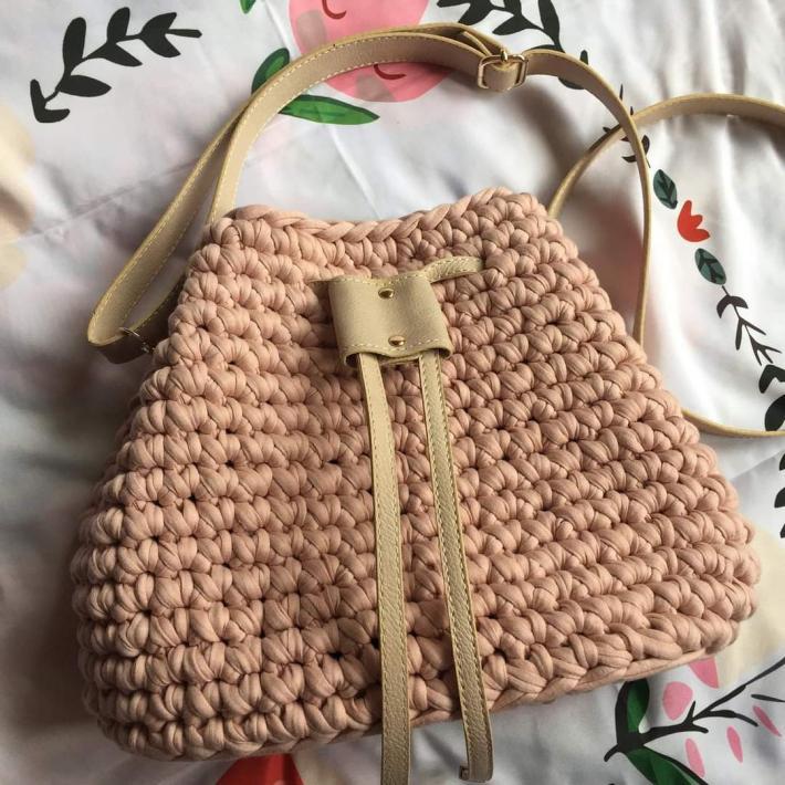 Crocked Women  bags