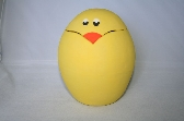 Egghead Chick Ceramic Lidded Large Jar