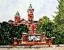 Samford Hall Print