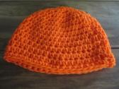 Pumpkin Orange Beanie