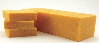 Mango Salsa Scrub Handmade Soap