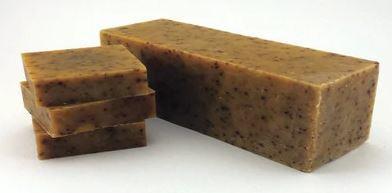 Cinnamon Latte Handmade Soap