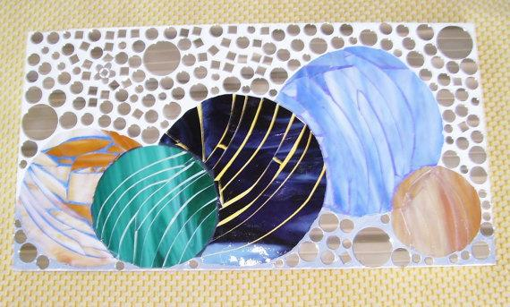 Marbles Mosaic Wall Art