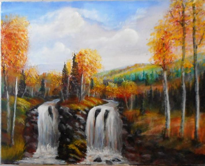 Split Falls