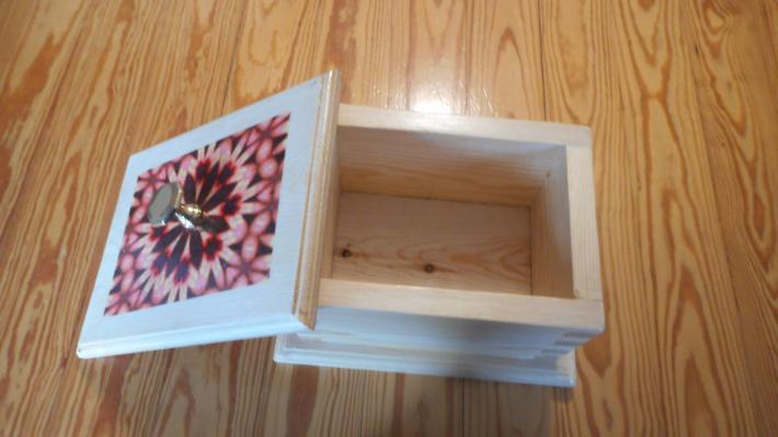 Finger Joint box