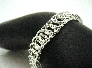 Sterling Silver Half Persian 4 in 1 Bracelet