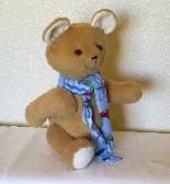 Handmade Jointed Toy Teddy Bear