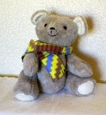 Furry Handmade Classic Toy Teddy Bear