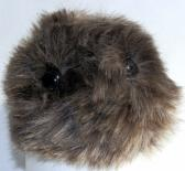 Brown FurPet© Unique Handmade Toy for the Tough Guys in the Group