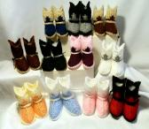 Cowboy or Cowgirl Booties Knit to Order