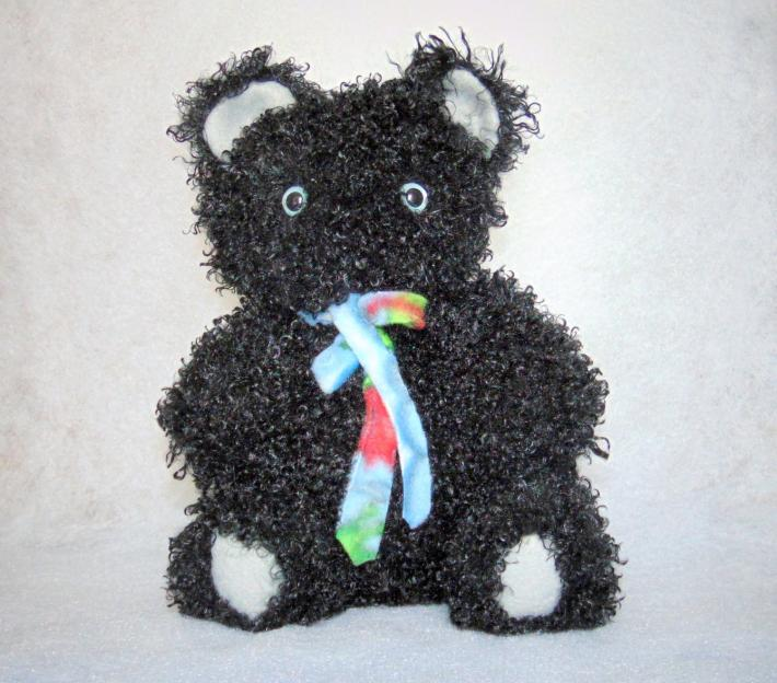 Custom Teddy Bear Made to Your Specs