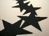 Stars Corner Scrapbook Diecuts