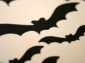 Bat Scrapbook Diecuts