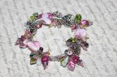 Hearts on a Vine Bracelet