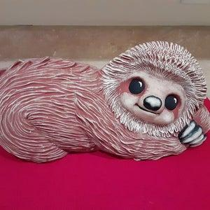 Ceramic Sloth Luki