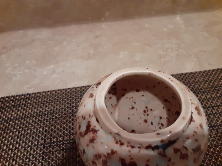 Ceramic Ginger Jar