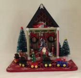Christmas Decoration Shadow Box