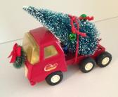 Christmas Decoration Truck
