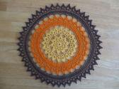 Fall Shells Doily
