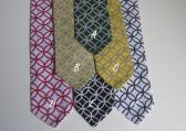 Baby or Boy Geometric Neckties